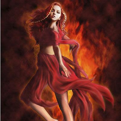 Ilustracion Gauargi de Sarima
