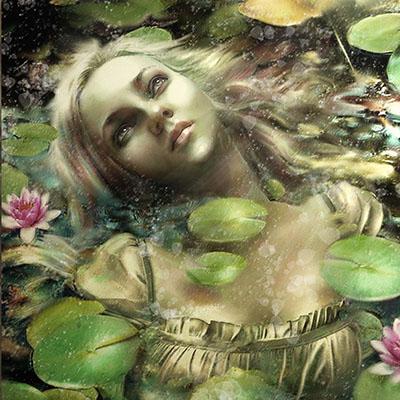Ilustracion Ofelia de Sarima