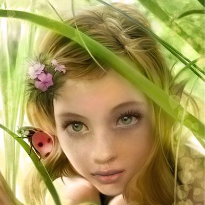 ilustracion Te Pille de Sarima