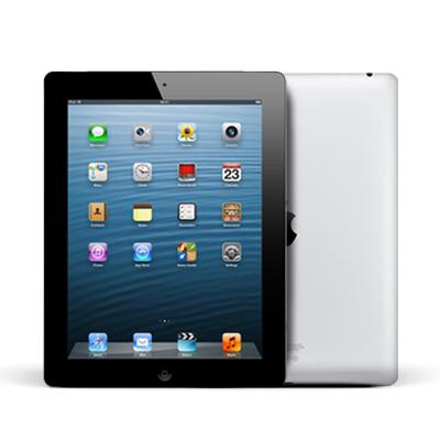 iPad 2, 3 y 4