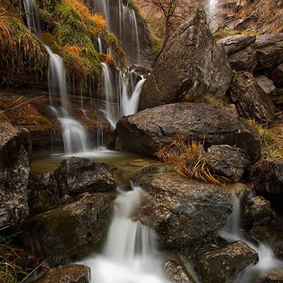 Foto Mundos de agua de Pedro Martinez