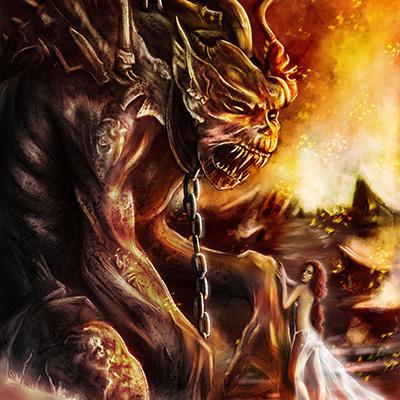 Ilustracion Fantasy de Yuly Alejo