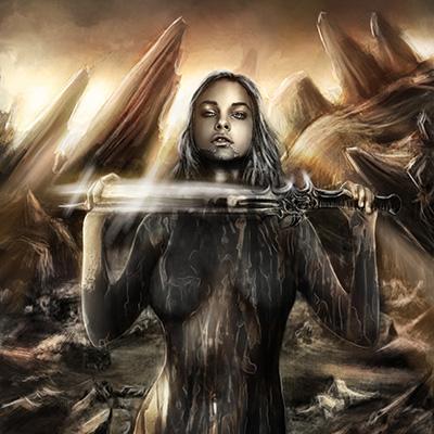 Ilustracion Metalia de Yuly Alejo