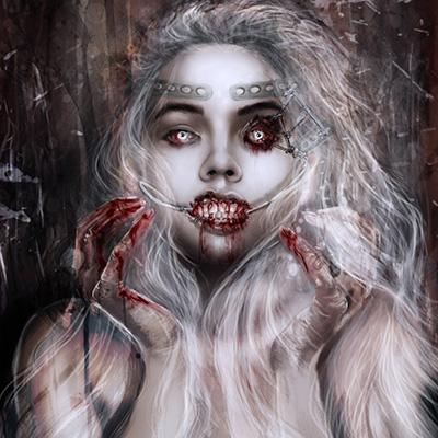 Ilustracion The Madness de Yuly Alejo