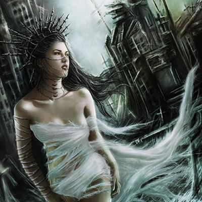 Ilustracion Vespere Lapsis de Yuly Alejo