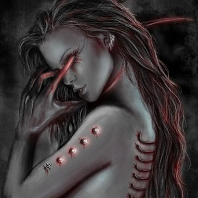 Ilustracion Visions de Yuly Alejo
