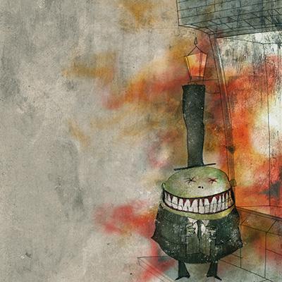 Ilustracion Relatos 1 de Alberto Sastre