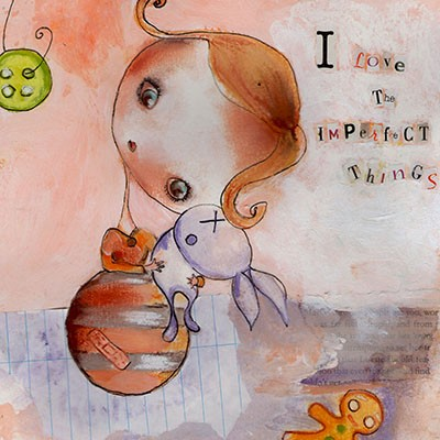 Realiza una personalización integral con esta ilustración de Daniela Nocito y deja que tu dispositivo hable de ti.