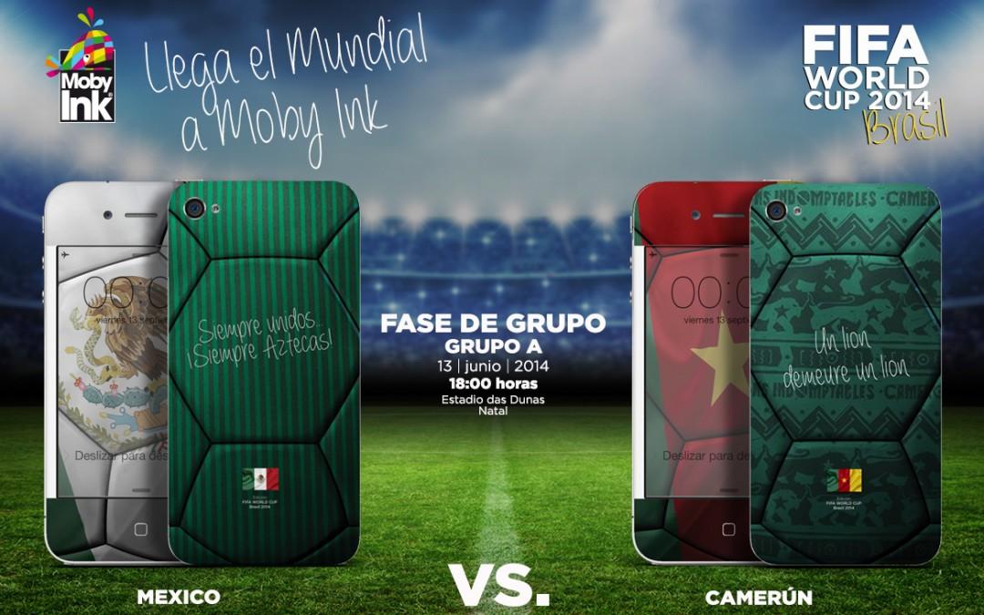 Mexico vs Camerun