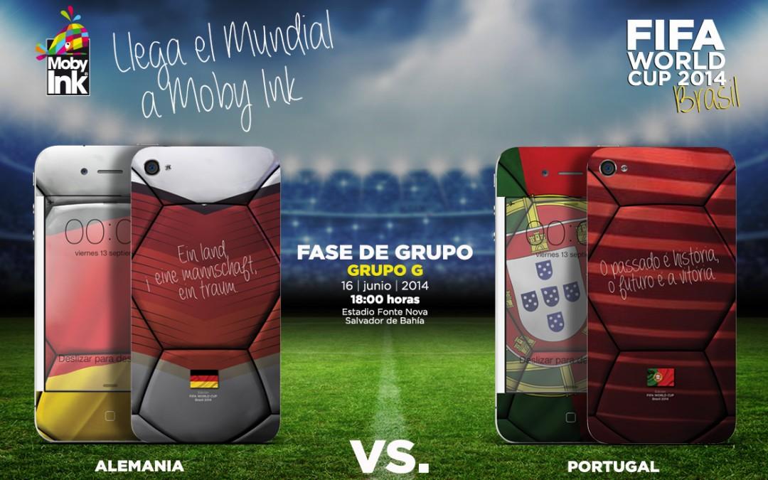Alemania vs Portugal o Cristiano frente a Alemania