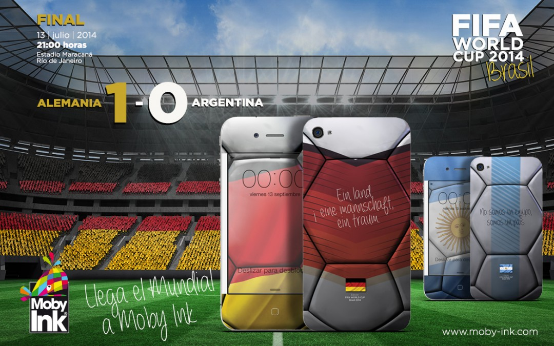 Alemania consigue la cuarta estrella
