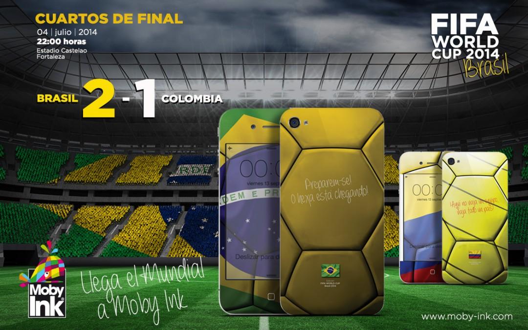 Brasil quiere su Mundial