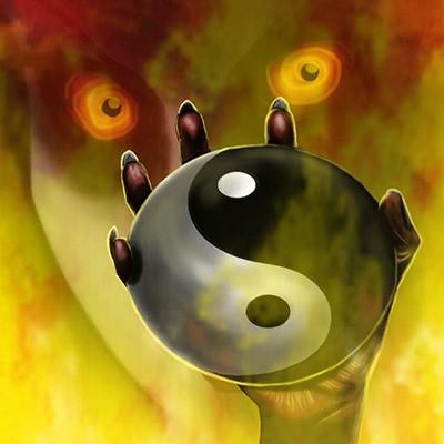 Yin Yang y Fuego